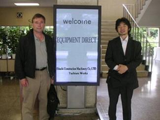 Hitachi-Company-Welcome