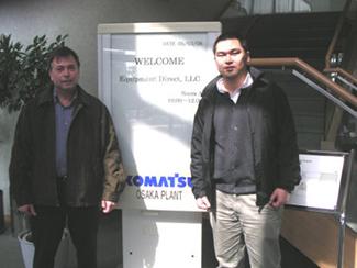Komatsu-company-Welcome