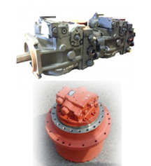 Hydraulic & Engine Parts