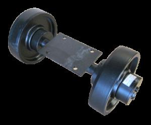 MST Top carrier Roller