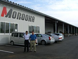 Mr-M-Morooka-with-L-Butera