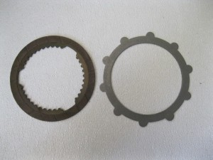 Brake and separation disks MST800