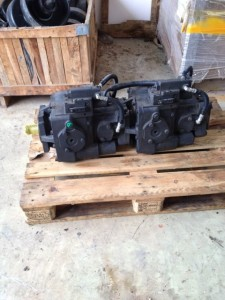 Hydraulic Pump set
